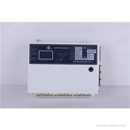 (手机APP)远程网络充值多用户电表