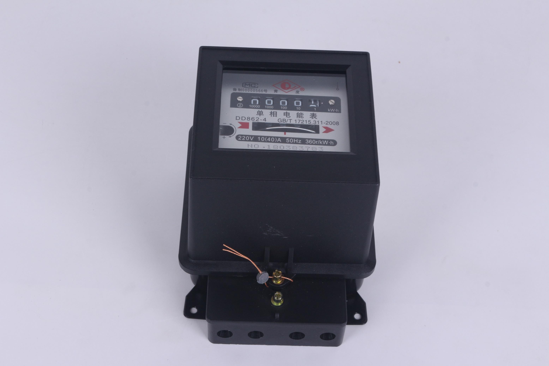 单相有功电度表DD862-4