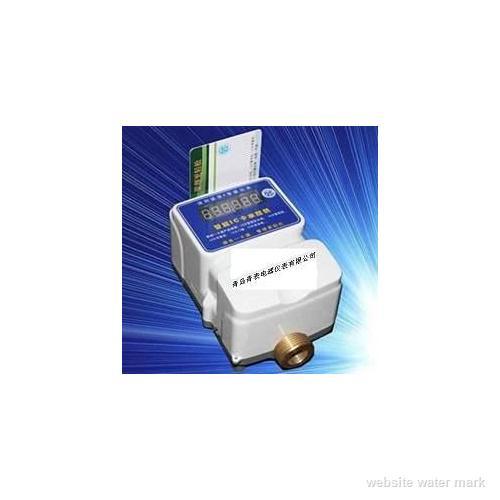 一表多卡刷卡水表(水控机)